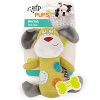 afp PUPS ミニスティック 犬用 おもちゃ 1個 サンメイト