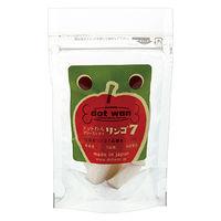 ドットわん 犬用 リンゴ7 フリーズドライ 素材そのまま 国産 8g