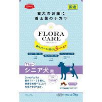 フローラケア 犬用 シニア犬 3kg(500g×6袋) 1袋 国産 スマック