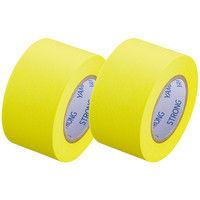 ヤマト メモックロールテープ詰替用 強粘着タイプ レモン 幅25mm PRK-25H-RO 1パック(2巻入)