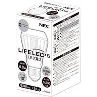 NEC B17061-56018 電球形LEDランプ LDR7LーN 集光形(電球色 相当) 1個 (直送品)