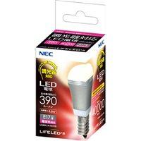 NEC B17061-56050 電球形LEDランプ LDA5LーHーE17/D 小 形電球形 調光タイプ 密閉器具対応(電球色相当) 1個 (直送品)