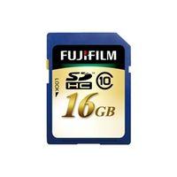 富士フイルム SDHC-016G-C10 SDHCカード 16GB 1個 (直送品)
