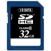 アイ・オー・データ機器 SDH-T32G スピードクラス10対応SDHCメモリーカード 32 GB 1個 (直送品)