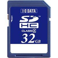 アイ・オー・データ機器 SDH-W32G 「Class 4」対応 SDHCカード 32GB 1個 (直送品)