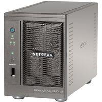 NETGEAR RND2000-200AJS ReadyNAS DUO v2 【3年保証】 2ベ イ デスクトップ型NAS(ベアボーン)  (直送品)