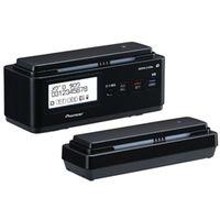 パイオニア TF-FN2025-K デジタルフルコードレス留守番電話機 フル102タイ プ 子機1台付 ブラック 1台 (直送品)