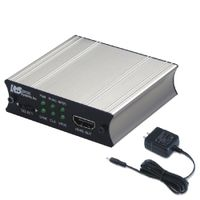 ラトックシステム REX-VGA2HDMI-AC VGA to HDMI変換アダプタ(オーディオ対応 ) AC給電モデル 1個 (直送品)