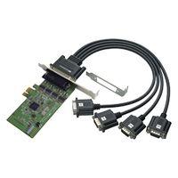 REX-PE64D 4ポート RSー232C・デジタルI/O PCI Expressボード 1個 ラトックシステム (直送品)