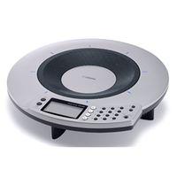 ヤマハ PJP-50RS IP電話会議システム プロジェクトフォン (シルバ ー) 1台 (直送品)