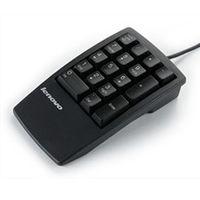 レノボ・ジャパン ThinkPad USB 数値キーパッド 33L3226 1個 (直送品)