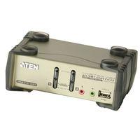 ATEN CS1732B マルチインターフェース 2ポート USB KVMス イッチ 1台 (直送品)