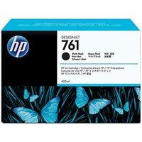 HP CM991A HP 761 インク 400ml マットブラック 1個 (直送品)