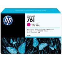HP CM993A HP 761 インク 400ml マゼンタ 1個 (直送品)
