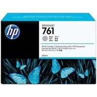 HP CM995A HP 761 インク 400ml グレー 1個 (直送品)