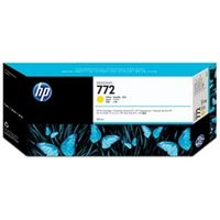 HP CN630A HP772 インクカートリッジ イエロー 1個 (直送品)