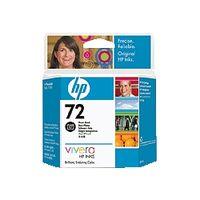 HP(ヒューレット・パッカード) C9397A HP(ヒューレット・パッカード)72 インクカートリッジ フォトブラック(69 ml) 1個 (直送品)