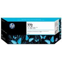 HP CN634A HP772 インクカートリッジ ライトグレー 1個 (直送品)