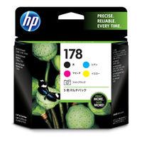 HP CR282AA 178 5色マルチパック 1個 (直送品)