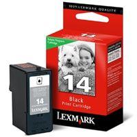 レックスマーク 18C2090A 14 ブラックカートリッジ 1個 (直送品)