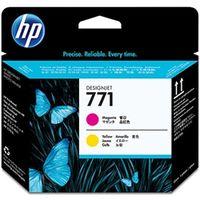 HP(ヒューレット・パッカード) CE018A HP(ヒューレット・パッカード) 771 プリントヘッド M&Y 1個 (直送品)