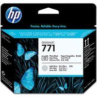 HP(ヒューレット・パッカード) CE020A HP(ヒューレット・パッカード) 771 プリントヘッド PK&LG 1個 (直送品)