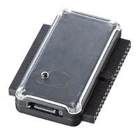 サンワサプライ USB-CVIDE2 IDE/SATAーUSB変換ケーブル 1本 (直送品)