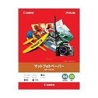 キヤノン 7981A001 マットフォトペーパー MPー101 A4 50枚入 1冊 (直送品)