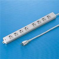 サンワサプライ TAP-K8-1 工事物件タップ 1個 (直送品)