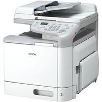 エプソン LP-M720F A4カラーページ複合機/カラー・モノクロ24PPM /ネットワーク/両面印刷/PS標準/FAX付 1台 (直送品)