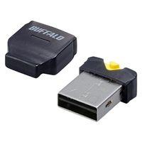 バッファロー BSCRMSDCBK BUFFALO カードリーダー/ライター micr oSD対応 超コンパクト ブラック 1個 (直送品)