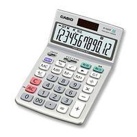 カシオ計算機 JF-120GT-N ジャストタイプ電卓12桁グリーン購入法適合商品 1個 (直送品)