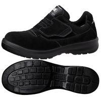 ミドリ安全 安全靴 G3555 マジックタイプ ブラック 小 22.5cm 1足(直送品)