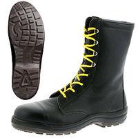 ミドリ安全 静電安全靴 ハイ・ベルデコンフォート CF130 ブラック 24.5cm(3E) 1足 (直送品)