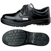 ミドリ安全 JIS規格 安全靴 短靴 ESG3210 eco 静電 大 29.0cm ブラック 1足 1302061702(直送品)