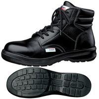 ミドリ安全 静電安全靴 ESG3220 eco ブラック 24.0cm(3E) 1足 (直送品)