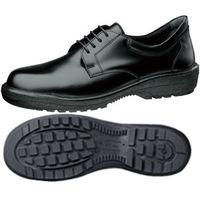 ミドリ安全 ラバーテック 紳士靴 RT1310 ブラック 23.5cm 1足(直送品)
