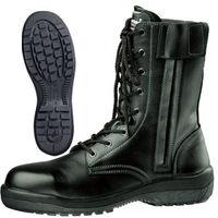 ミドリ安全 安全靴 RT730F オールハトメ ブラック 24.0cm 1足(直送品)