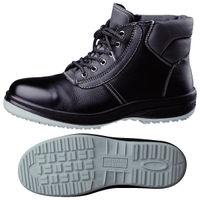 ミドリ安全 安全靴 HGS320 ブラック 24.5cm(3E) 1足 (直送品)
