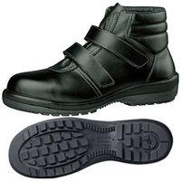 ミドリ安全 安全靴 RT725 ブラック 25.5cm(3E) 1足 (直送品)