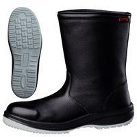 ミドリ安全 静電安全靴 ハイグリップ HGS340 ブラック 24.0cm(3E) 1足 (直送品)
