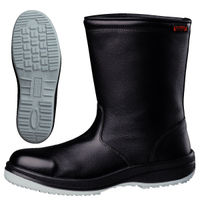 ミドリ安全 静電安全靴 ハイグリップ HGS340 ブラック 26.5cm(3E) 1足 (直送品)
