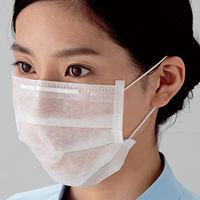 ミドリ安全 クリーンマスク F200 耳掛け式 100枚×30入 1箱(3000枚入:100枚×30)(直送品)