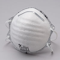 ミドリ安全 使い捨て式防じんマスク DS2 フック式 SH6022C 1セット(20枚入)(直送品)