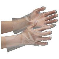 ポリエチぴったり手袋 ベルテ 573 L 外エンボス 1セット(5000枚入) ミドリ安全 (直送品)