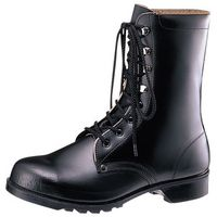 ミドリ安全 耐油・耐薬 安全靴 ゴム底 V213NT ブラック 26.0cm(3E) 1足 (直送品)
