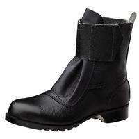 ミドリ安全 耐熱 安全靴 V173K ブラック 23.5cm(3E) 1足 (直送品)
