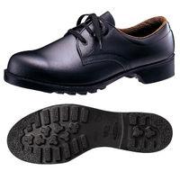 ミドリ安全 耐油・耐薬 ゴム底安全靴 V251NT ブラック 25.5cm(3E) 1足 (直送品)