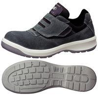 ミドリ安全 安全靴 G3555 マジックタイプ グレイ 大 30.0cm 1足(直送品)