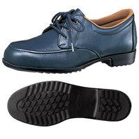 ミドリ安全 女性用 安全靴 LPT410 ネイビー 24.5cm(3E) 1足 (直送品)